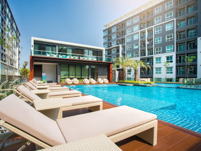 Pool Safety Inspection for multi-residential, strata & hotels