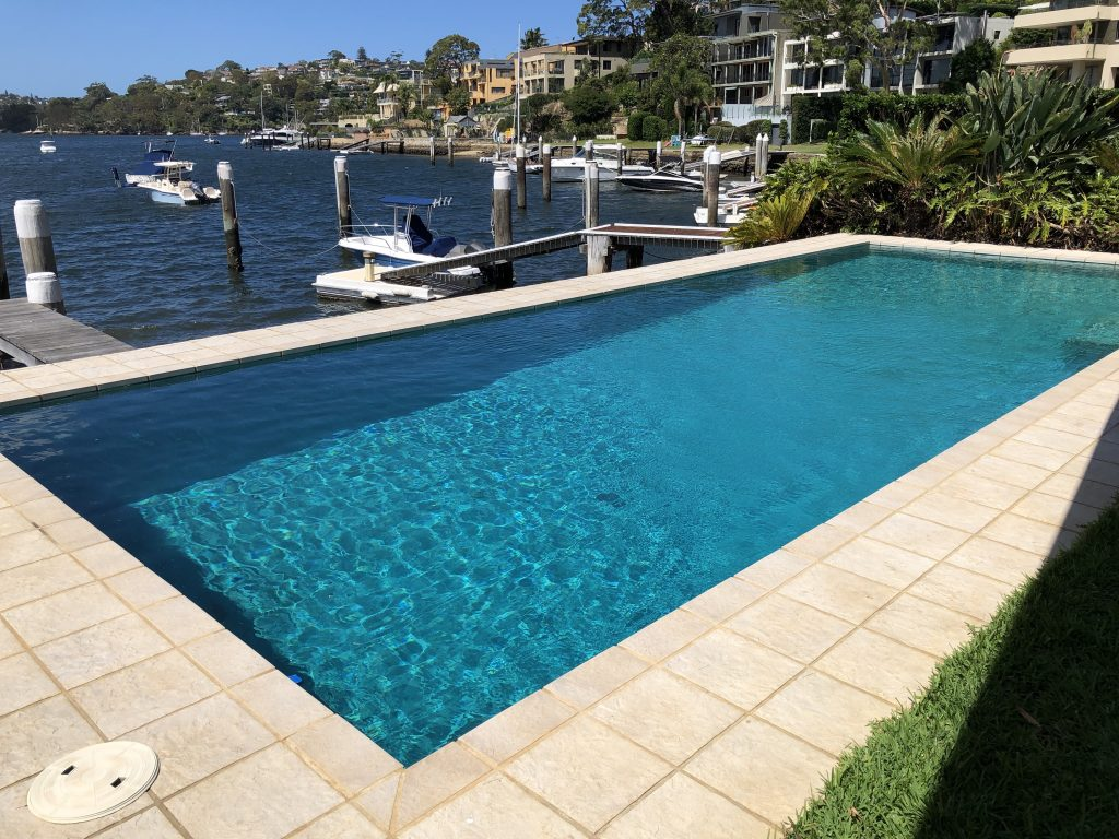 Pool Compliance Inspection for residential